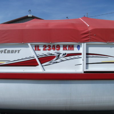 Boat Wraps in IA