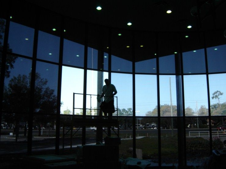 commercial windows tinting film | Commercial Window Tinting in Iowa City & Cedar Rapids, IA ...